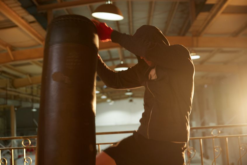 boxing in stkilda